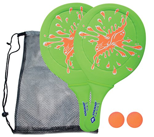 Schildkröt Funsports Tasche Beachball Set, Neopren Beachball Set, 970219, 970219