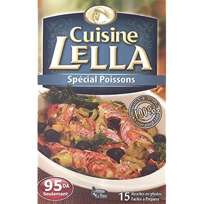Cuisine Lella - Spécial poissons
