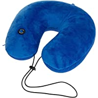 Micro Bead Massage Neck Cushion Travel Pillow Soft