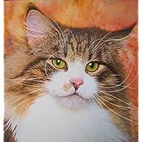 Ihre Katze oder Hund als Kunstwerk! Gemälde von Ihrem Haustier nach Ihrer Fotovorlage