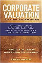 Corporate Valuation for Portfolio Investment: Analyzing Assets, Earnings, Cash Flow, Stock Price, Governance, and Special Situations (Bloomberg Financial)