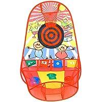 VGEBY1 Kid Pitching Toy, Multi-propósito Niños Pitching Toy Kid Pitching Rack para Interiores, Exteriores