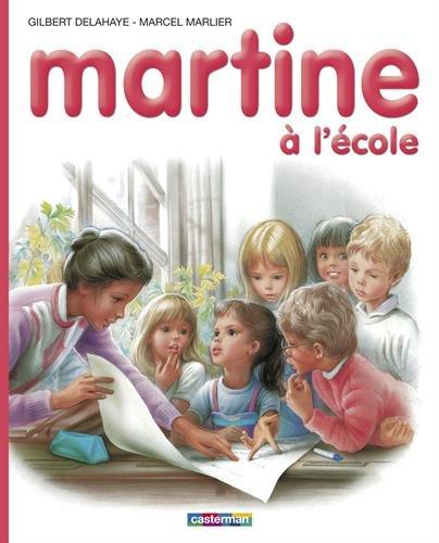 Martine, numéro 34 : Martine à l'école par Oscar Wilde