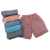 OLLYPOP,Pack of six shorts for boys,100%...