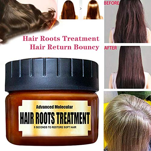 Ambility Hair Roots Treatment Return Bouncy Restore Healthy Soft Hair Care Essence