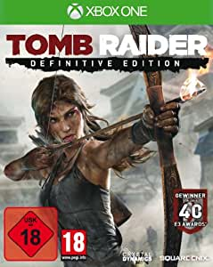Tomb Raider: Definitive Edition - D1 Edition - [Xbox One]