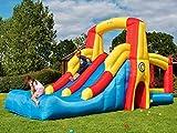 BeBoP Grande Aire de Jeux Gonflable Kamikaze avec...