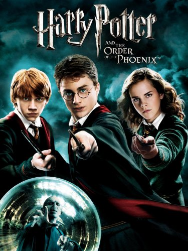 Image of Harry Potter and the Order of the Phoenix