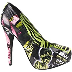 Too Fast Brand Pumps MONSTER GIRLS black 41