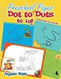 Best Jupiter Kids Kid Books For 4 Year Olds - Preschool Pages of Dot to Dots to 10! Review