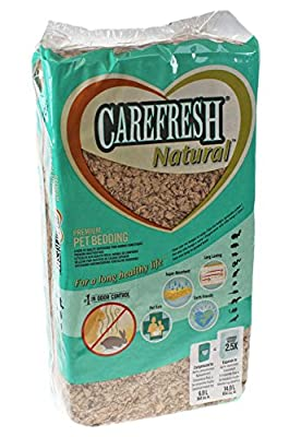 Absorption Corp Carefresh Natural Bedding 10 liters expands to 14 liters produced by Carefresh - quick delivery from UK.