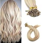 Ugeat Hair hanno raccolto il materiale per capelli della migliore qualità per realizzare le estensioni dei capelli. Le estensioni dei capelli a punta piatta avevano già una finitura spessa e un tocco morbido, facili da usare e possono essere lavate, ...