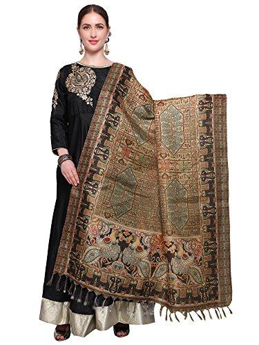 Mrinalika Fashion Cotton Silk Digital Print Dupatta (Dupattas For Womens _Salwar Suit...