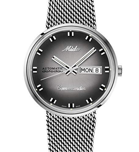 Mido M8429.4.27.11 Montre analogique pour Homme avec Bracelet en métal