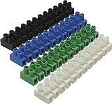 EKONT Lüsterklemmen 1,5-2,5 qmm 12-polig, farbig sortiert SVCE, 722.102.12