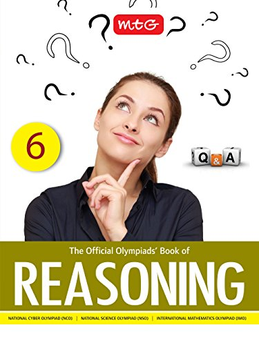 The Official Olympiads' Book of Reasoning: Class 6