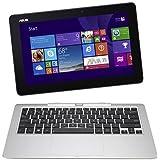"""Asus T200TA-CP001P Tablette Tactile 11"""" (27,94 cm) Noir (Intel Atom, 2 Go de RAM, 64 Go, Intel HD Graphics, Windows 8.1)"""