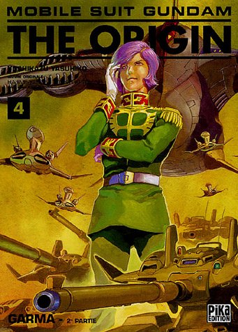Mobile Suit Gundam - The origin Vol.4