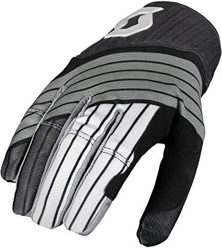 Scott 450 Podium MX Motocross/DH Fahrrad Handschuhe schwarz/weiß 2019: Größe: L (10)