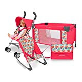 Maclaren TM1Y030502 Deluxe Activity Set Chiclets, rot
