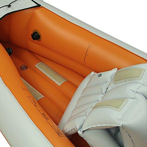 Blueborn Boat Indika Kajak im Test und Preis-Leistungsvergleich - 8