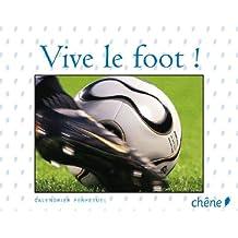 Calendrier perpétuel Vive le foot