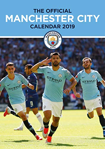 The Official Manchester City F.c. 2019 Calendar