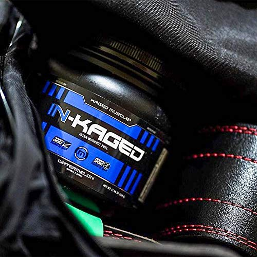 Kaged Muscle - En-conditionné Intra-Workout carburant pastèque - 11.97 once. 8