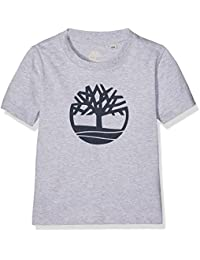 Timberland Boy's Short Sleeves T-Shirt