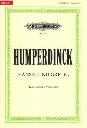Hansel Und Gretel Chant