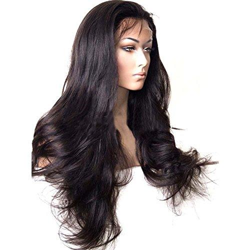 MZP Peut être personnalisé des perruques de mode européennes et américaines avant les perruques à lacets, 12 inches full hand