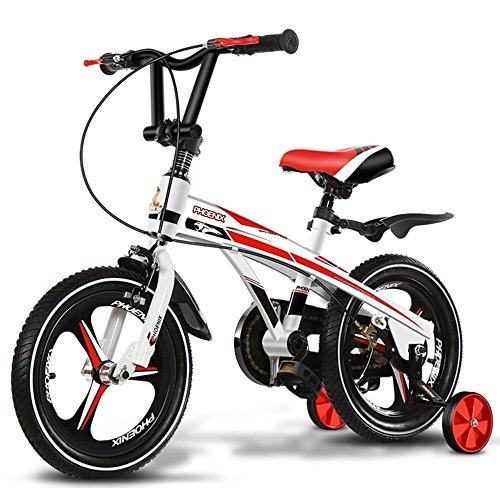 DACHUI Kinder Fahrrad, Baby Kinderwagen, Fahrrad, Mountainbike, Kind Fahrrad (Farbe: Weiß, Rot, Größe: 85 * 38 * 64 - Kind Cabrio Autositz