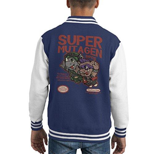 Super Mutagen Bros Teenage Mutant Ninja Turtles Super -