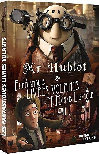 Mr hublot et les fantastiques livres volants