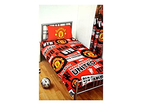Manchester United Reversibe Raccordement simple Couette et