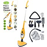 2x Quest 9-in-1 Steam Cleaner