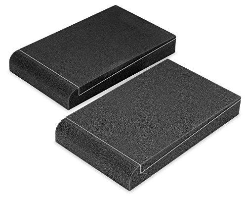 Pronomic ISO-Stand 5 Studiomonitor Absorberplatte 5' (Dämmkeil, Schrägsteller, 2-Komponenten, 5...