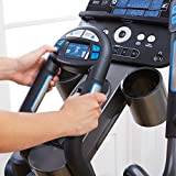 Life Fitness E5 Ellipsen-Crosstrainer mit Track+ Konsole, E5 - 2