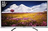 Panasonic 80 cm (32 inches) Viera Shinobi , super bright TH-32E460D HD ready LED TV (Silver)