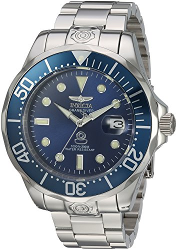 Invicta 16036 Pro Diver Analog Watch For Unisex