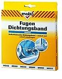 Molto Fugen Dichtungsband 5 m x 9 mm in weiss [Werkzeug]