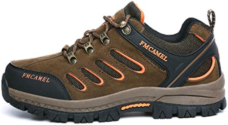 Scarpe running da uomo Low Trekking Walking Hiking Arrampicata Scarpe Leisure Travel Anti-skid Impermeabile Air... | Ordini Sono Benvenuti  | Maschio/Ragazze Scarpa
