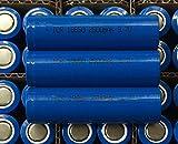 Teepao a batteria ventilatore da tavolo, mini ventilatore portatile personale con grande capacità di 2500mAh, 3velocità forte vento/alimentazione USB/batteria/silenzioso, perfetto per viaggi Outdoor Home Office tavolo 1pcs Flat Top Battery
