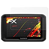 atFoliX Folie für Garmin dezl 580 LMT-D Displayschutzfolie - 3 x FX-Antireflex-HD hochauflösende entspiegelnde Schutzfolie