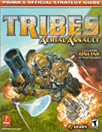Tribes Aerial Assault - Prima's Official Strategy Guide de Joseph Bell