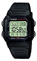 Casio Collection – Reloj Hombre Digital con Correa de Resina – W-800H-1AVES