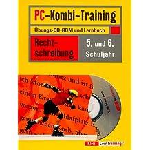 PC-Kombi-Training Rechtschreibung 5+6