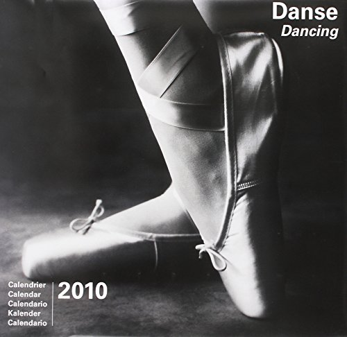 2010 Dancing 30 X 30 Calendar