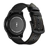 Aottom Compatible pour Bracelet Samsung Gear S3 Frontier,Bracelet Samsung Galaxy...