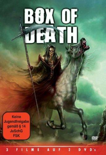 Airbrush Box- Box of Death (2 DVDs) - Airbrush Dvd